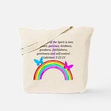 GALATIANS 5 Tote Bag