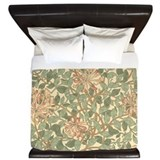 William morris honeysuckle King Duvet Covers