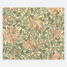 William Morris Honeysuckle King Duvet
