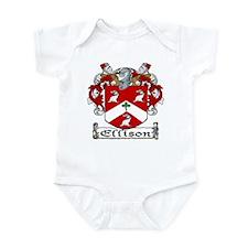 Ellison Arms Infant Bodysuit