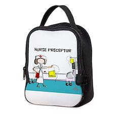 Nurse Preceptor 4 Neoprene Lunch Bag