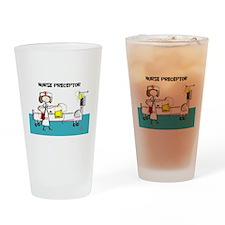 Nurse Preceptor 4 Drinking Glass