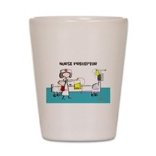 Nurse Preceptor 4 Shot Glass