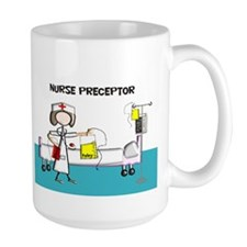 Nurse Preceptor 4 Mugs