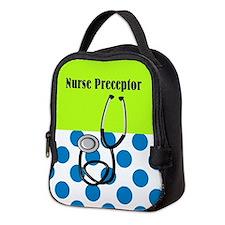 Nurse Preceptor Neoprene Lunch Bag