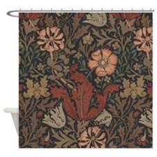 William Morris Compton Shower Curtain