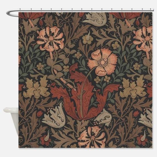 William Morris Compton Shower Curtain