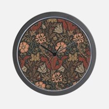 William Morris Compton Wall Clock