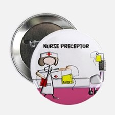 "Nurse Preceptor 2.25"" Button"