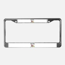 Best Mum License Plate Frame