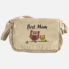 Best Mum Messenger Bag