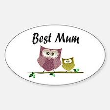 Best Mum Decal