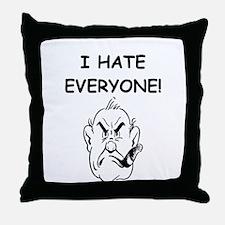 15 Throw Pillow