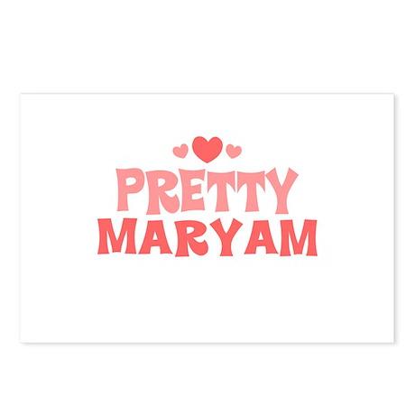 Maryam Postcards (Package of 8)
