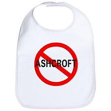 No John Ashcroft Bib