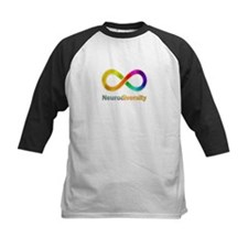 Infinity-Sticker2-Neurodiversity Baseball Jersey