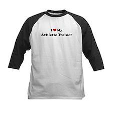 I Love Athletic Trainer Tee