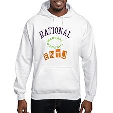 RATIONAL ENTJ THE FIELD MARSHAL Hoodie
