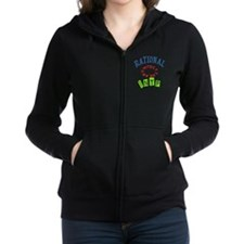 RATIONAL INTP THE ARCHITECT Women's Zip Hoodie