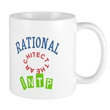 RATIONAL INTP THE ARCHITECT Mugs