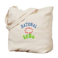 RATIONAL INTP THE ARCHITECT Tote Bag