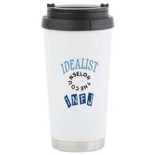 IDEALIST INFJ Travel Mug