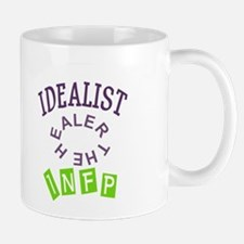 IDEALIST INFP THE HEALER Mugs