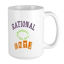 RATIONAL ENTJ THE FIELD MARSHAL Mugs