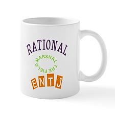 RATIONAL ENTJ THE FIELD MARSHAL Mugs