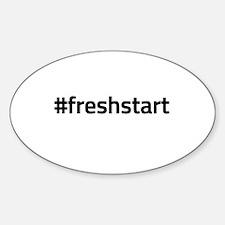 #freshstart Decal