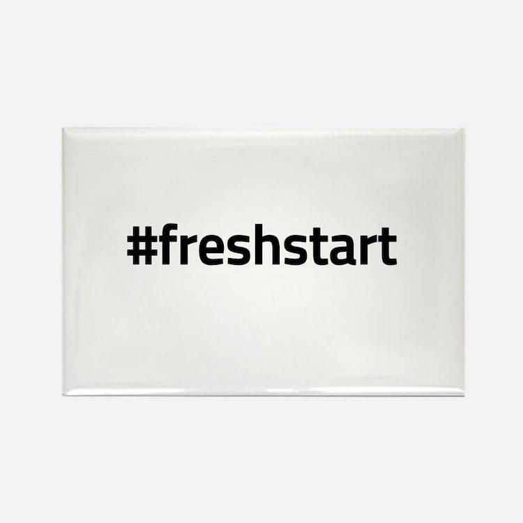 #freshstart Magnets