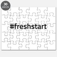 #freshstart Puzzle