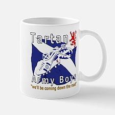Tartan Army Boys Coming Mugs