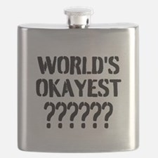 Worlds Okayest | Personalized Flask