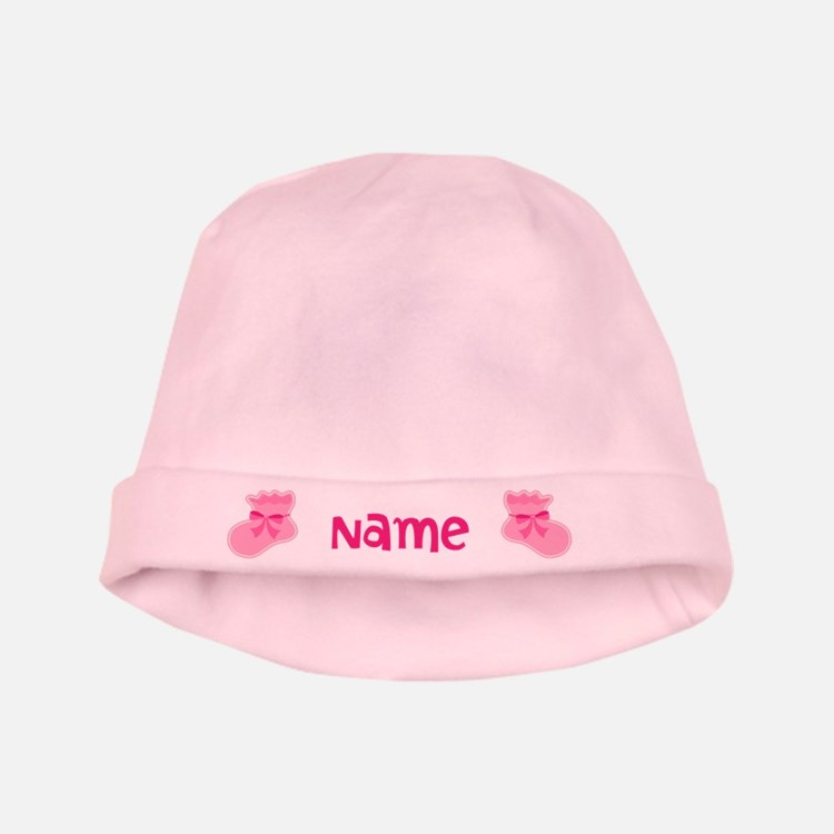 Cute Pink baby hat