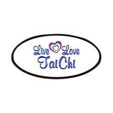 Live Love Tai Chi Patches