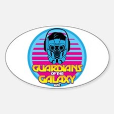 80s Star Lord Decal