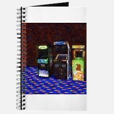 3 Flowering Arcades In Pastel Journal