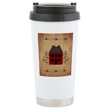 Primitive House Travel Mug