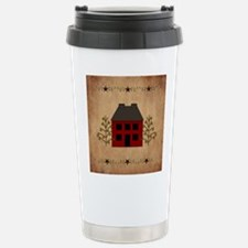 Primitive House Travel Mug