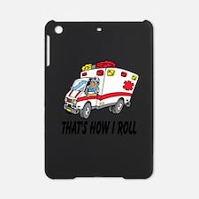 Ambulance driver iPad Mini Case