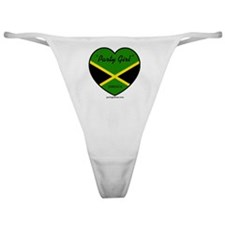 Party Girl Jamaica Classic Thong