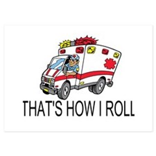 Ambulance driver Invitations