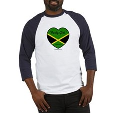 Party Girl Jamaica Baseball Jersey