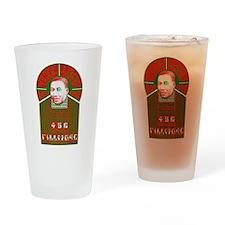 Muddy Waters Drinking Glass