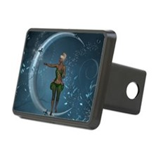 Jasmine on the Moon Hitch Cover