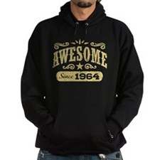 Awesome Since 1964 Hoody
