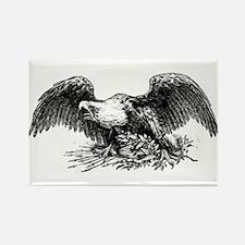 American War Eagle Magnets