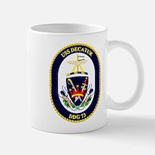 USS Decatur DDG-73 Small Small Mug