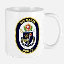 DDG-72 USS Mahan Mug